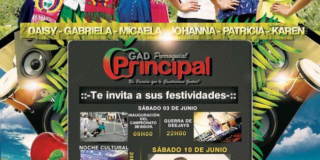 Fiestas de aniversario parroquial 2017